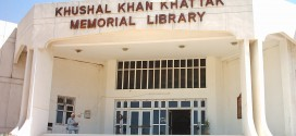 Khushal Khan Khattak Memorial Library