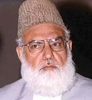 Qazi Hussain Ahmad