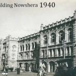 Taj Bulding View in 1940